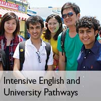 Intensive English and University Pathways