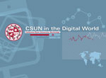 CSUN in the Digiatal World e-brochure