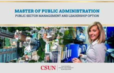 MPA Public Sector Management and Leadership Option e-brochure