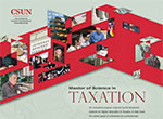 Master of Science in Taxation