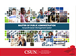 Master of Public Administration: Nonprofit Sector Management Option e-brochure