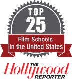 CSUN is among the top 25 Film Schools in the United States.