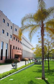 CSUN Business Building
